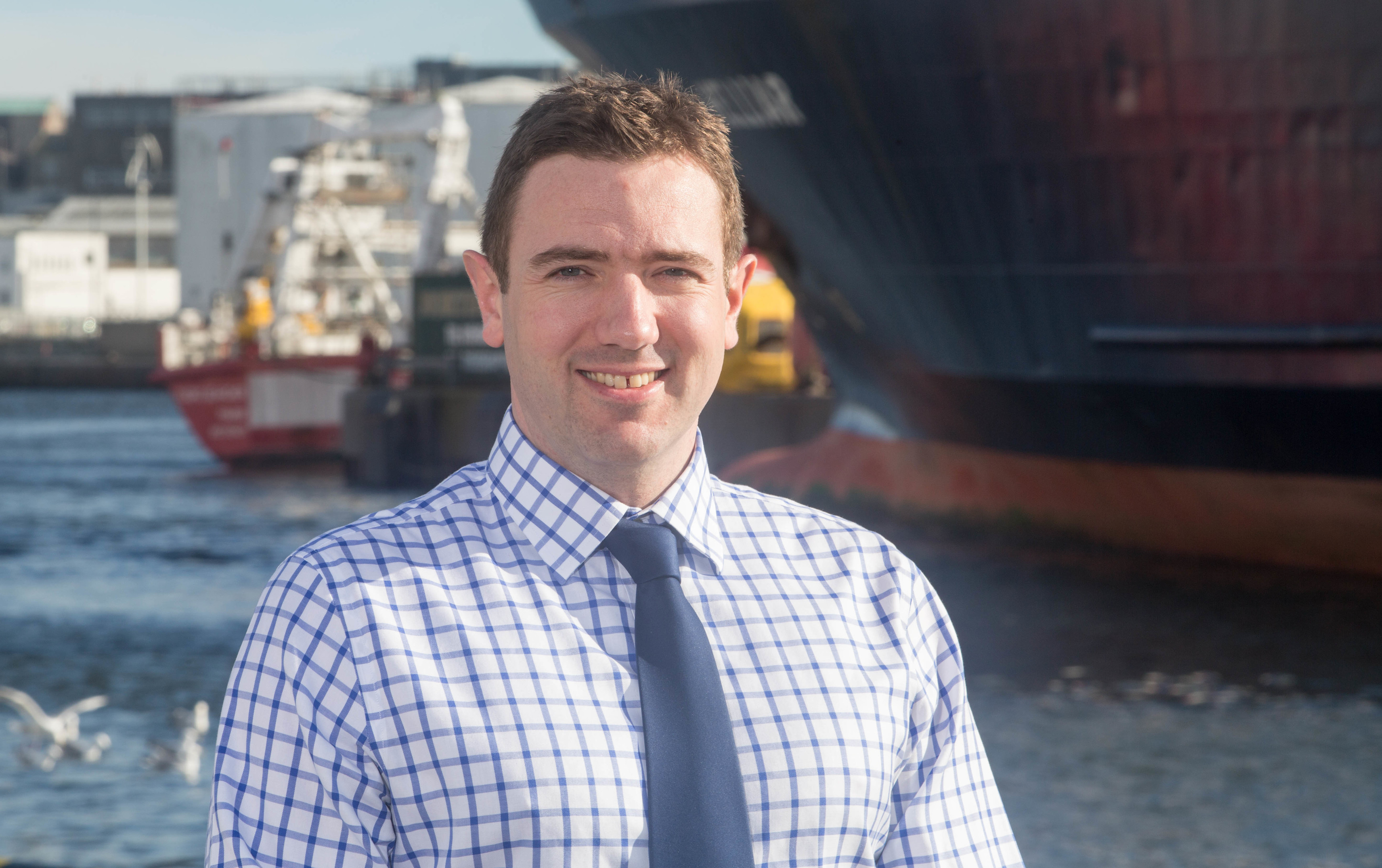 Ryan Menzies, managing director, Apollo - Oil and Gas