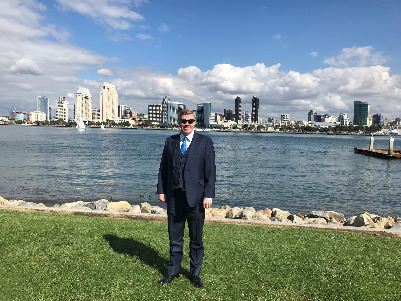 Alastair Caithness, CEO of Ziyen Inc
