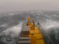 Scotrenewables SR2000 meets heavy seas.