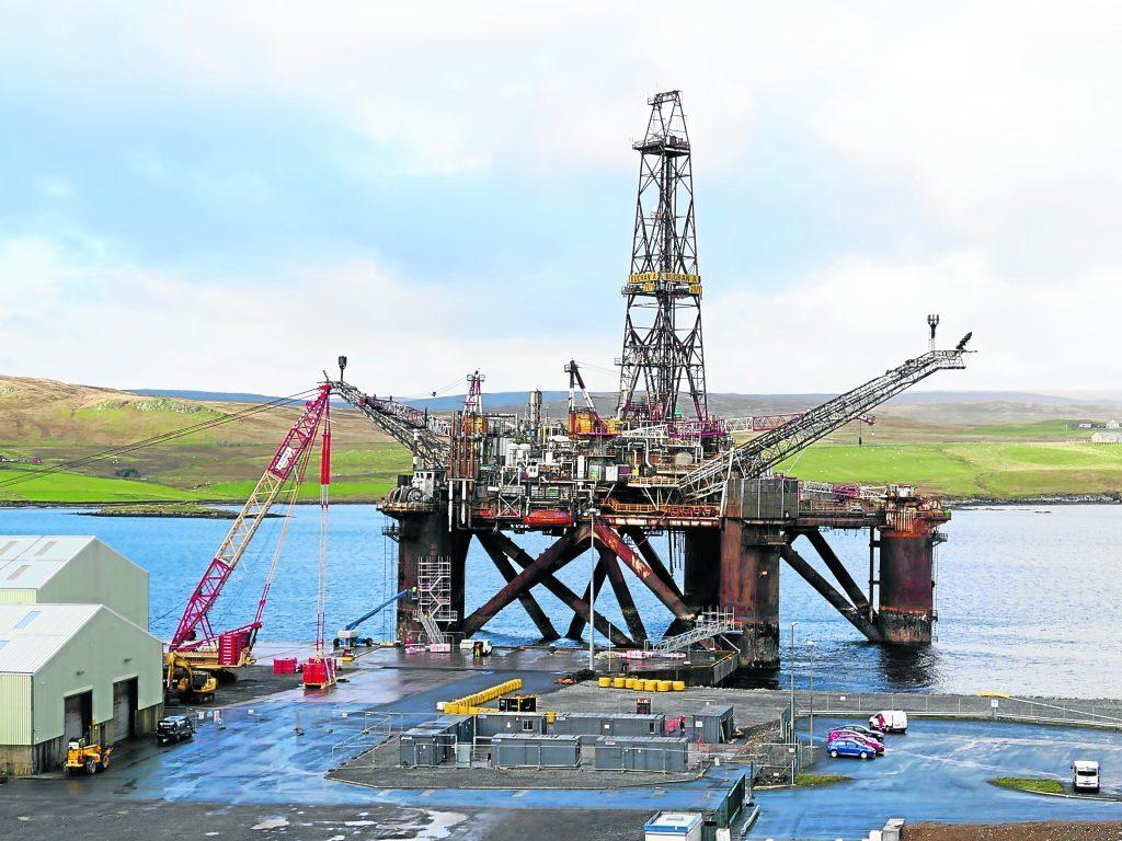 geothermal rigs