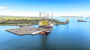 Johnston Carmichael lends support to green port in Cromarty Firth