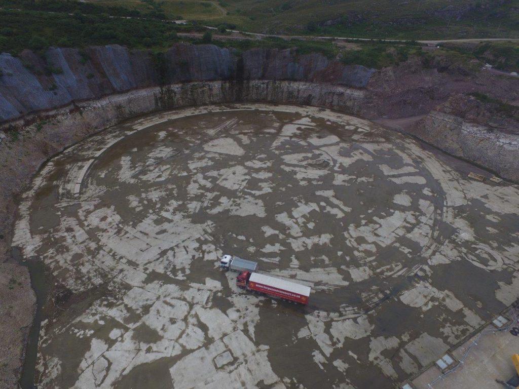 Kishorn Dry Dock