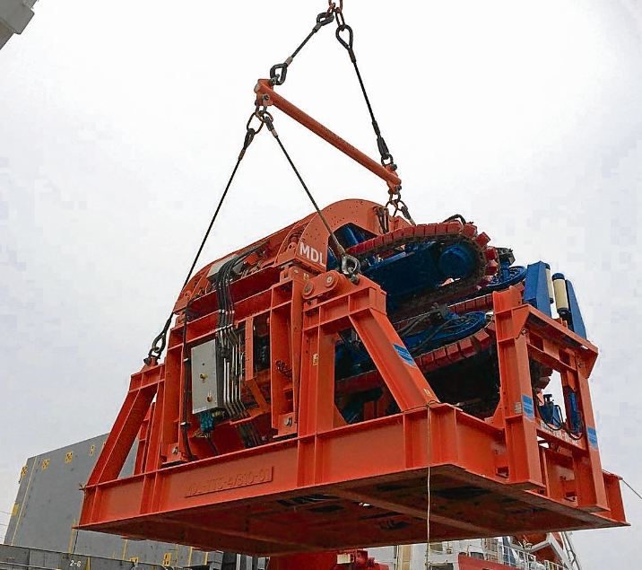Engineering firm Maritime Developments reels in benefits of expansion