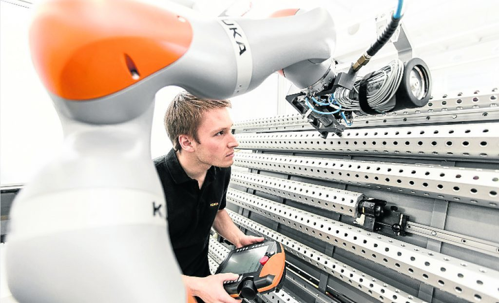 Automation is becoming more prominent in the oil and gas sector