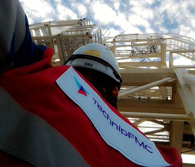 TechnipFMC news.