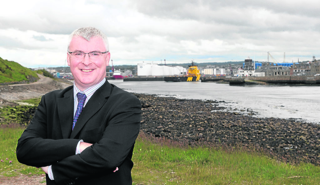 Bob MacDonald has been appointed chairman at EC-OG.