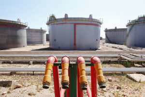 Decline slows for Libyan oil losses