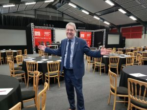 Southern North Sea conference moving online