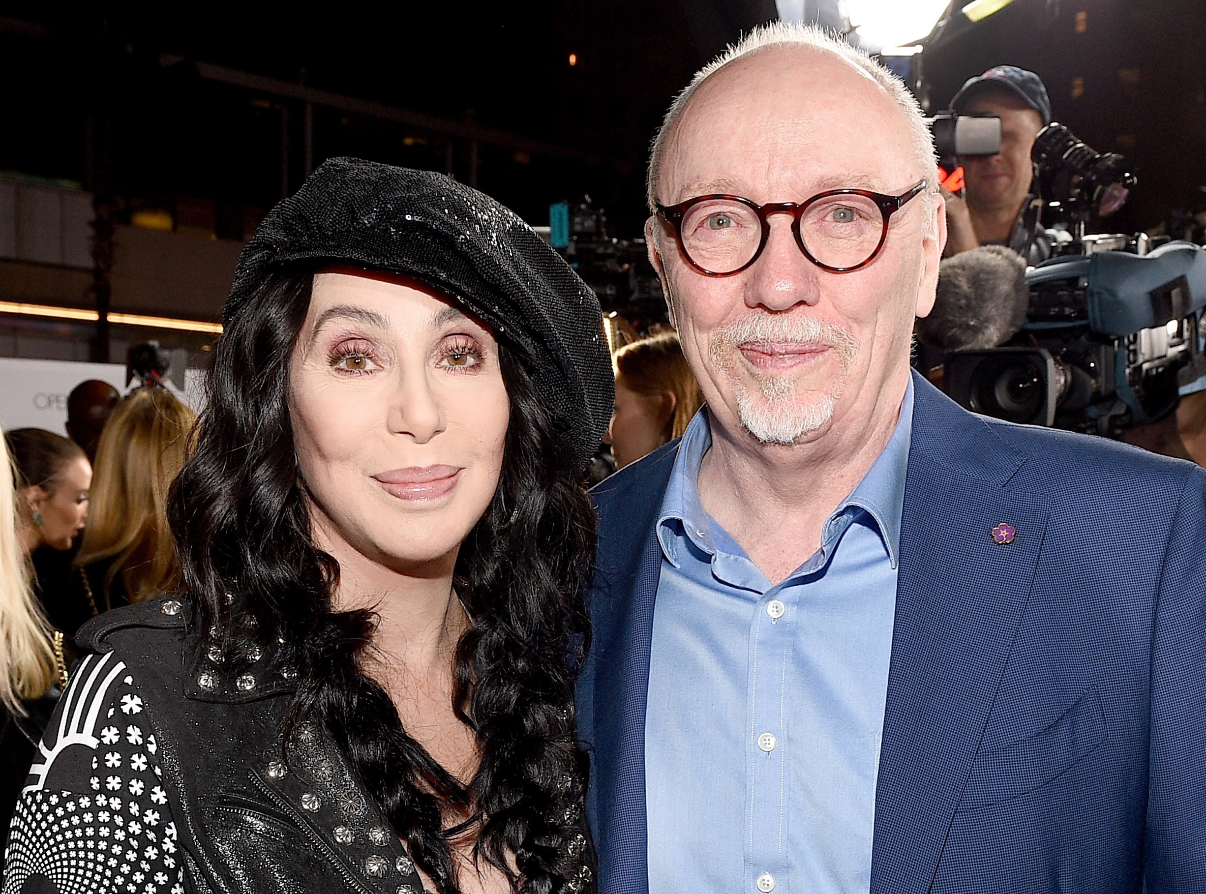 Cher wants a ban on drilling in Ireland.