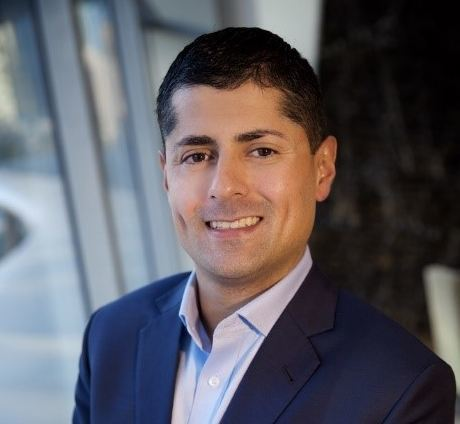 Ariel Flores, BP's North Sea region president