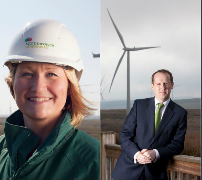 Scottish Power has filled two high profile positions.