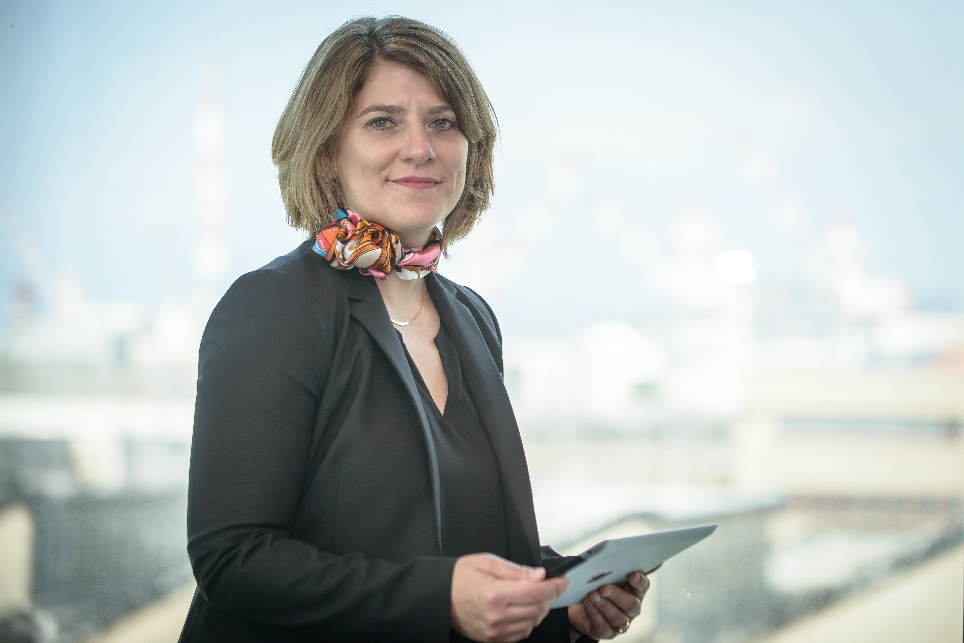 Susan Peterson-Sturm, Digital Lead, BU Power Generation and Water.