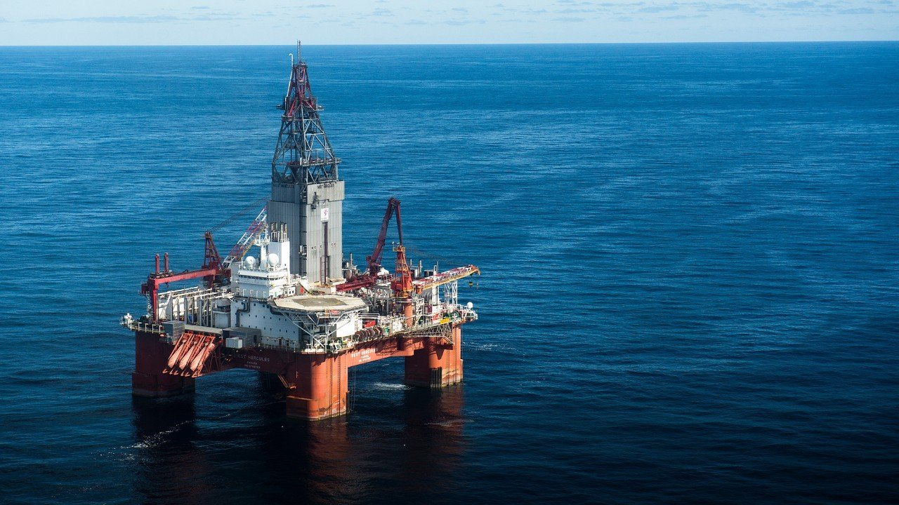 Seadrill's West Hercules rig