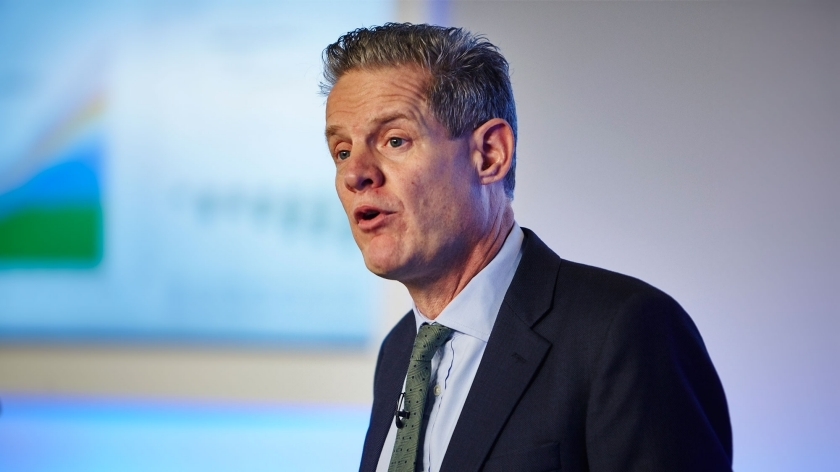 Spencer Dale, chief economist for BP.