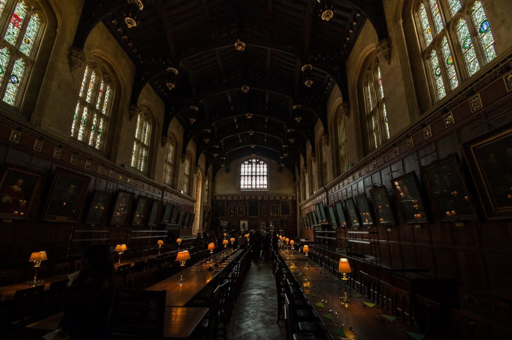 University of Oxford will work with Ørsted.