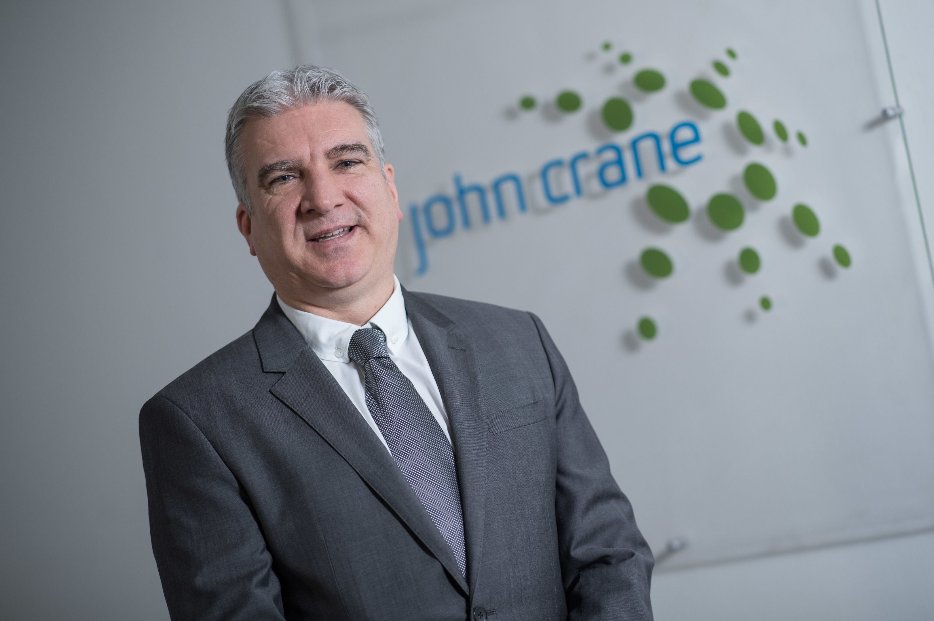 John Morrison, former managing director of John Crane Asset Management Solutions