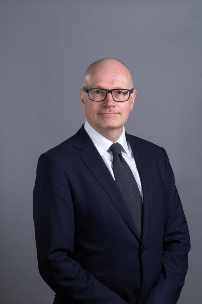 John Pearson, Petrofac's Chief Corporate Development Officer and Group Managing Director, Western Hemisphere