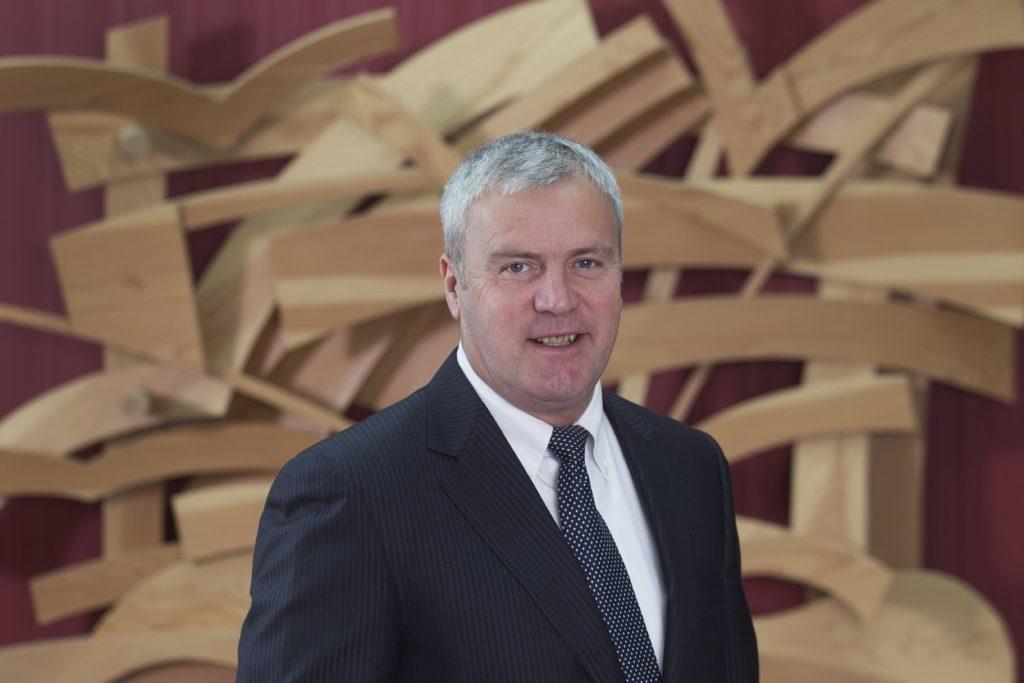 KCA Deutag chief executive Norrie McKay