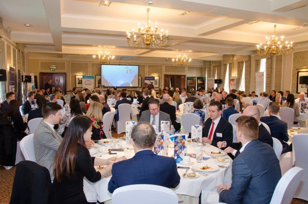 Delegates at last year's Aberdeen-Houston Gateway