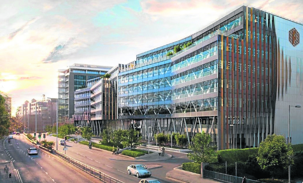 SSE's office building in Reading