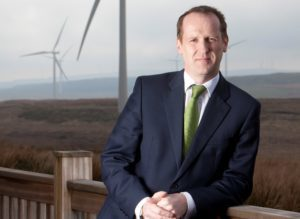 New ScottishPower 100% wind energy tariff can 'speed up drive to net zero', chief claims
