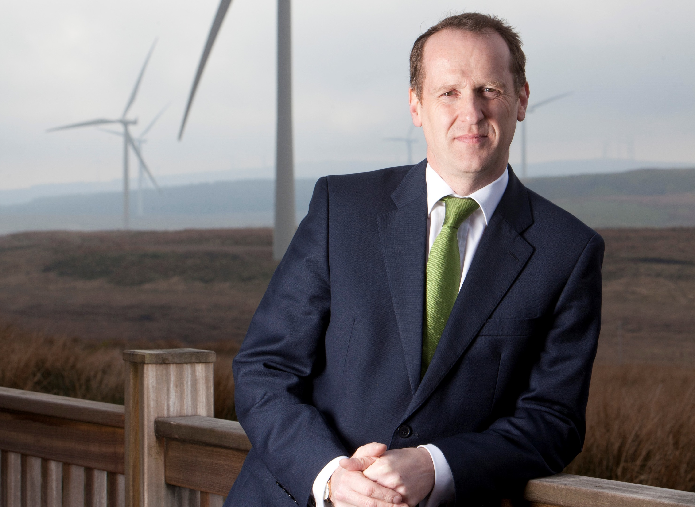 CEO of ScottishPower Renewables Keith Anderson.