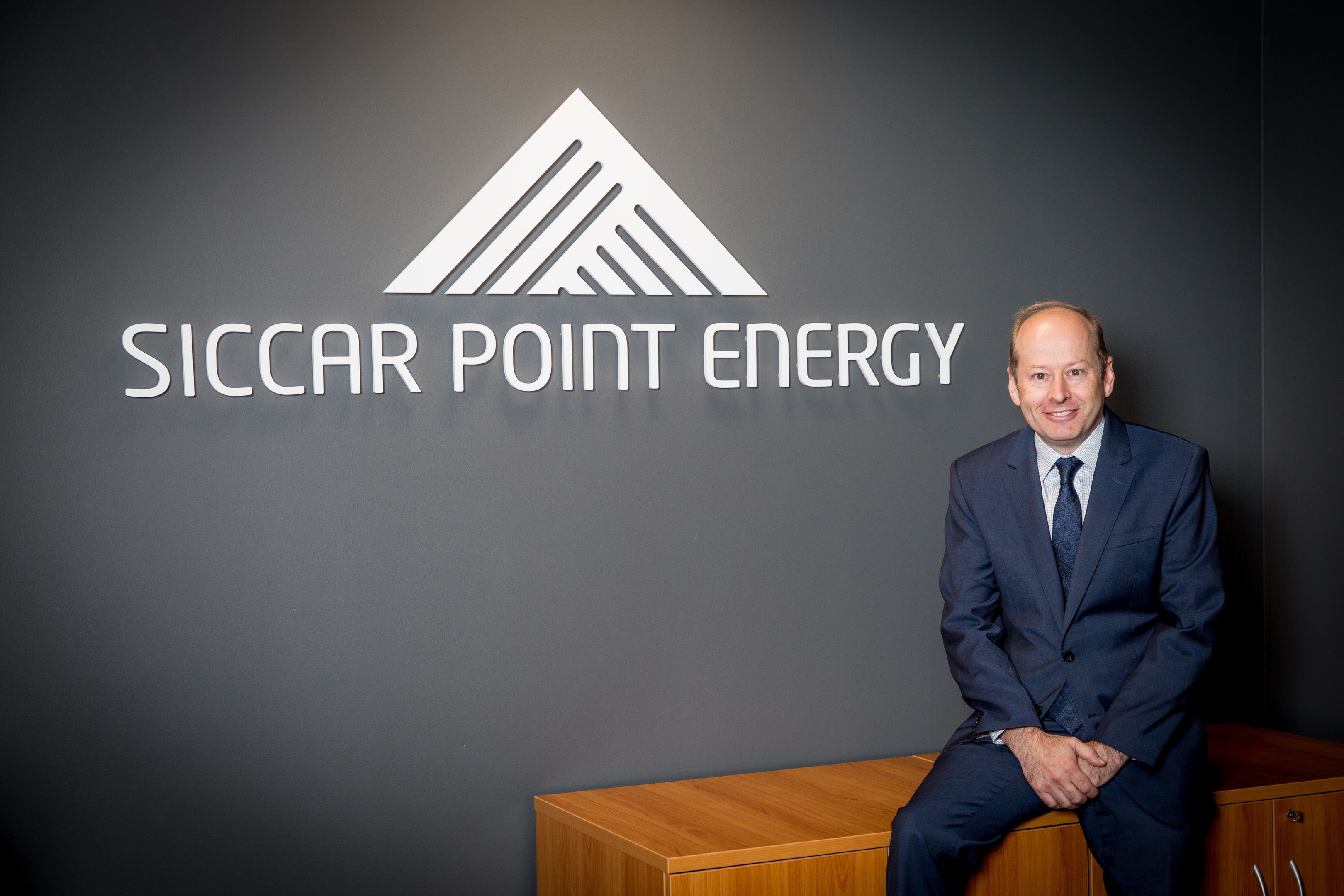 Siccar Point CEO Jonathan Roger