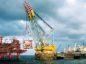 The Saipem 7000 crane vessel