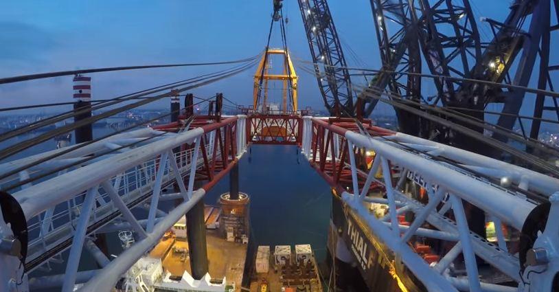 The 1,600 tonne LEC