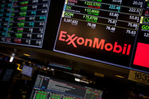 Exxon at a 10-year low shows challenges for oil's biggest major