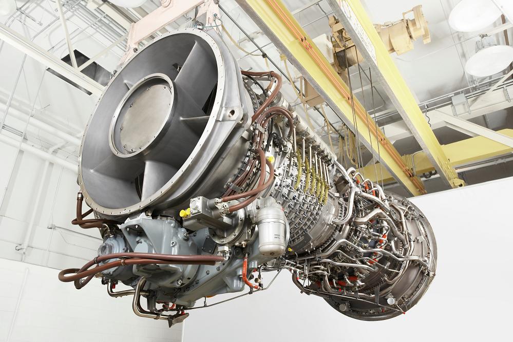 LM2500 aeroderivative gas turbine