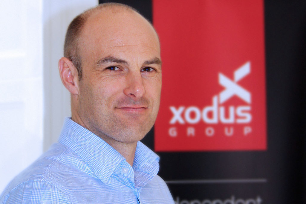 Simon Allison, Xodus Group's  operations manager for the Asia-Pacific