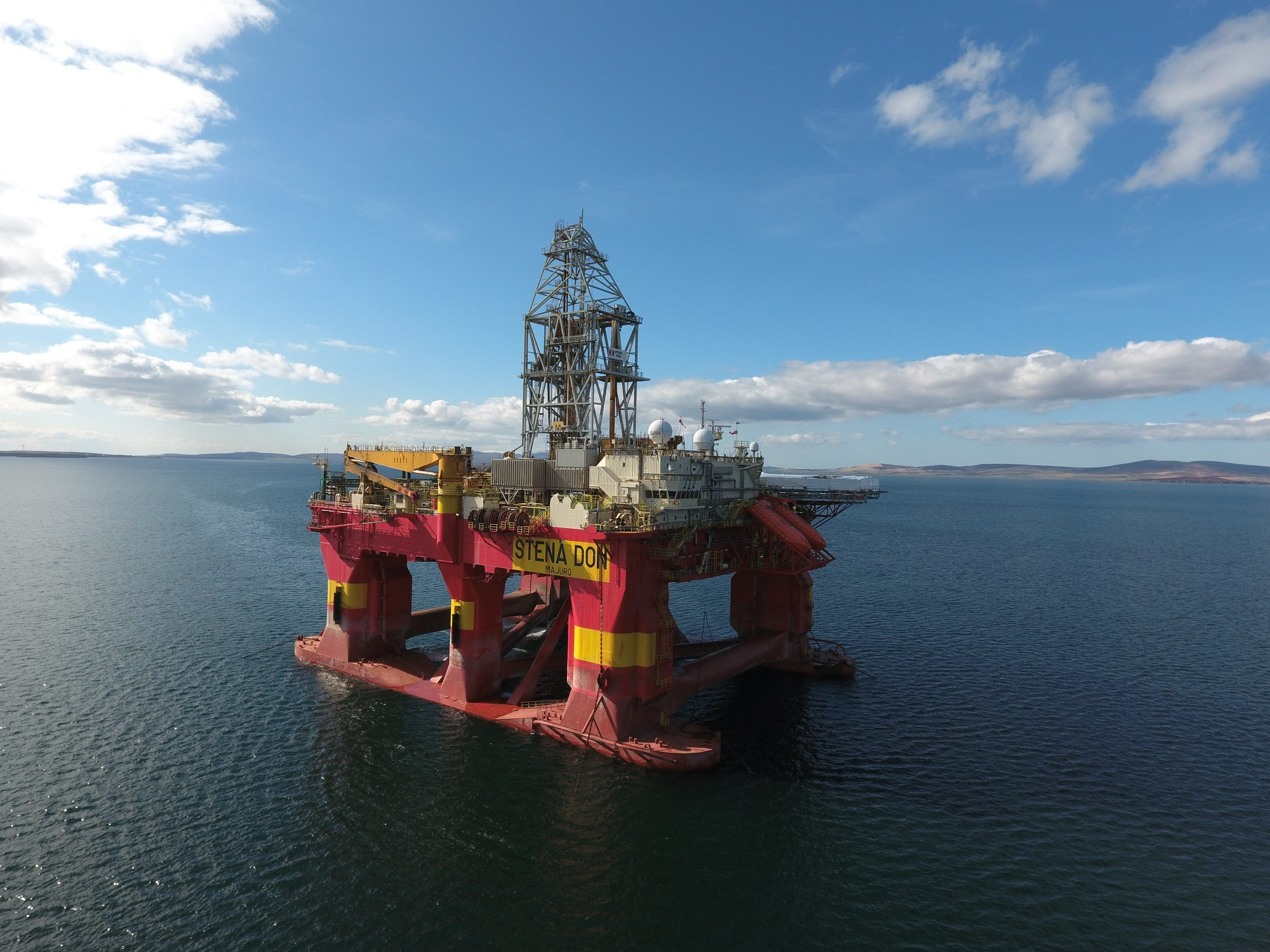 One quarter of the global floater fleet faces scrapping amid tough times for the offshore industry, Rystad has said, with demand hitting bottom in 2021.