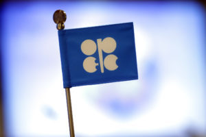 Oil down as Opec+ prepares to lower output quotas