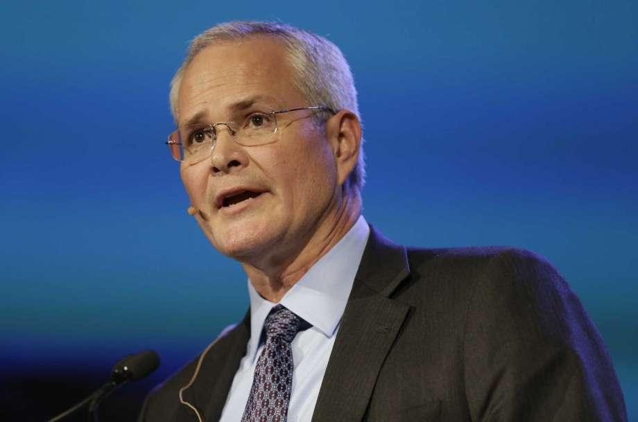 Darren Woods, ExxonMobil CEO