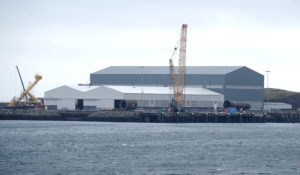 BiFab should be 'separated' from Arnish lease 'as soon as possible', Western Isles councillor says