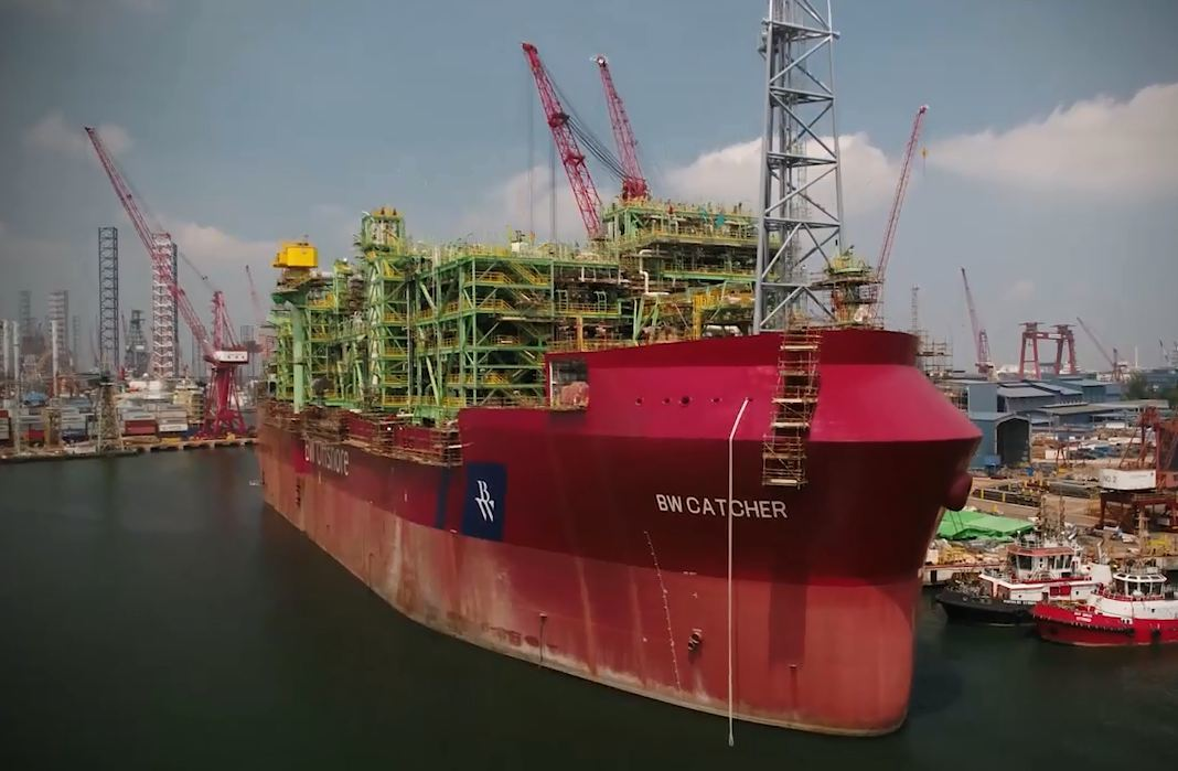 The Catcher FPSO