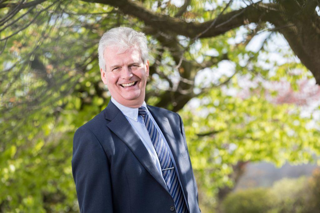 OGIC CEO Ian Philips