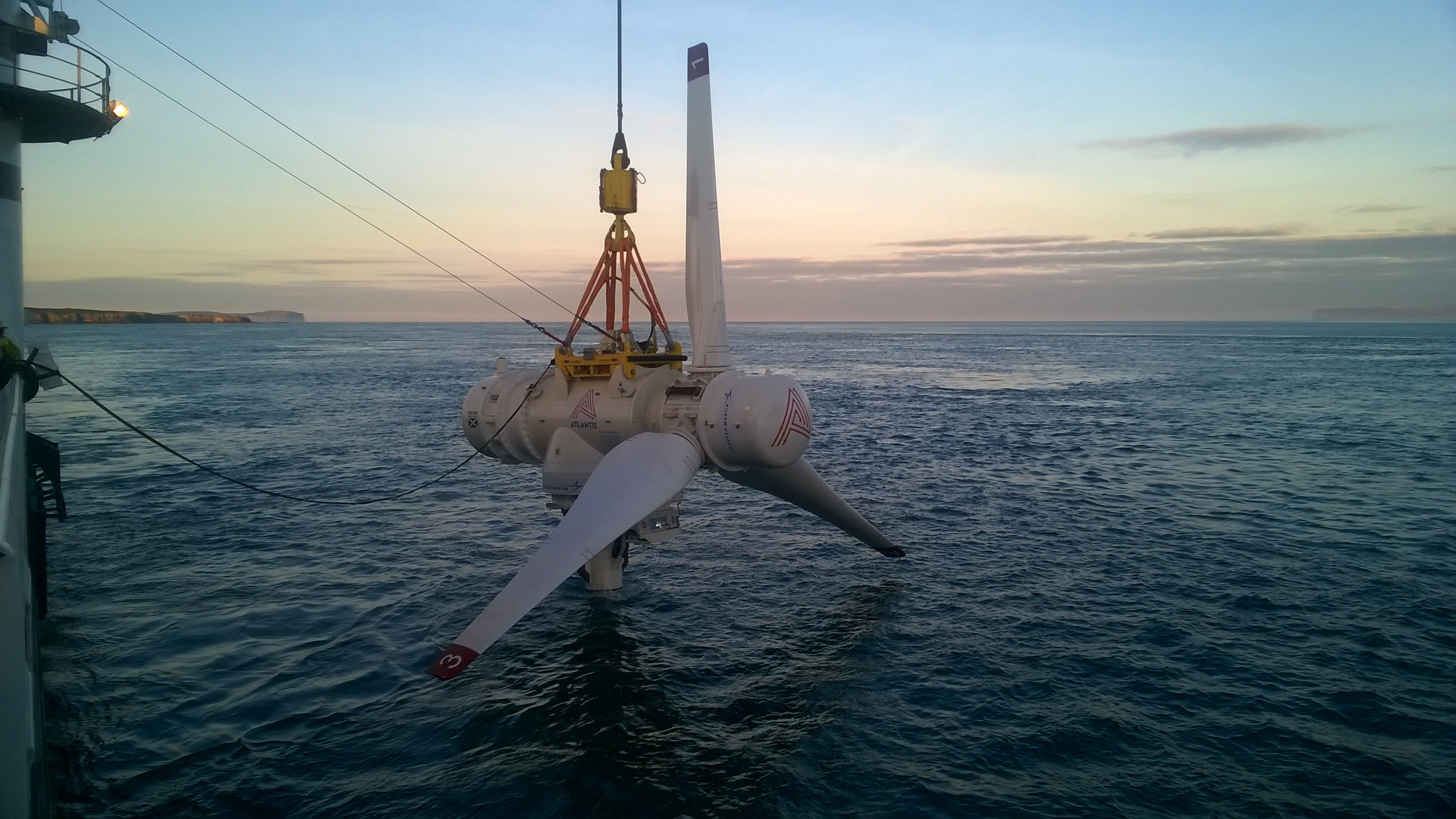 The MeyGen development in the Pentland Firth exported more than 13.8 gigawatt hours (GWh) in 2019, which represents the longest period of uninterrupted generation ever achieved for a multi-megawatt tidal turbine.