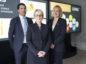 Jamie Bennett, CEO OPEX Group, Rebecca Long-Bailey, Deirdre Michie, CEO Oil & Gas UK