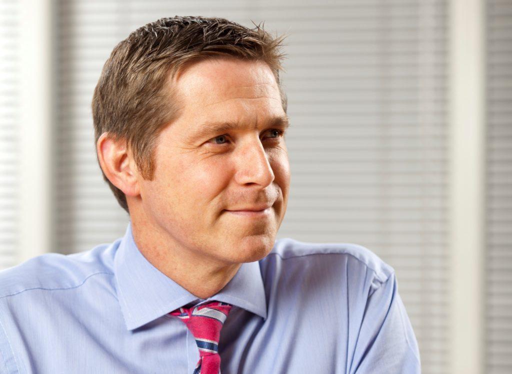 Walter Thain, new Three60 Energy CEO