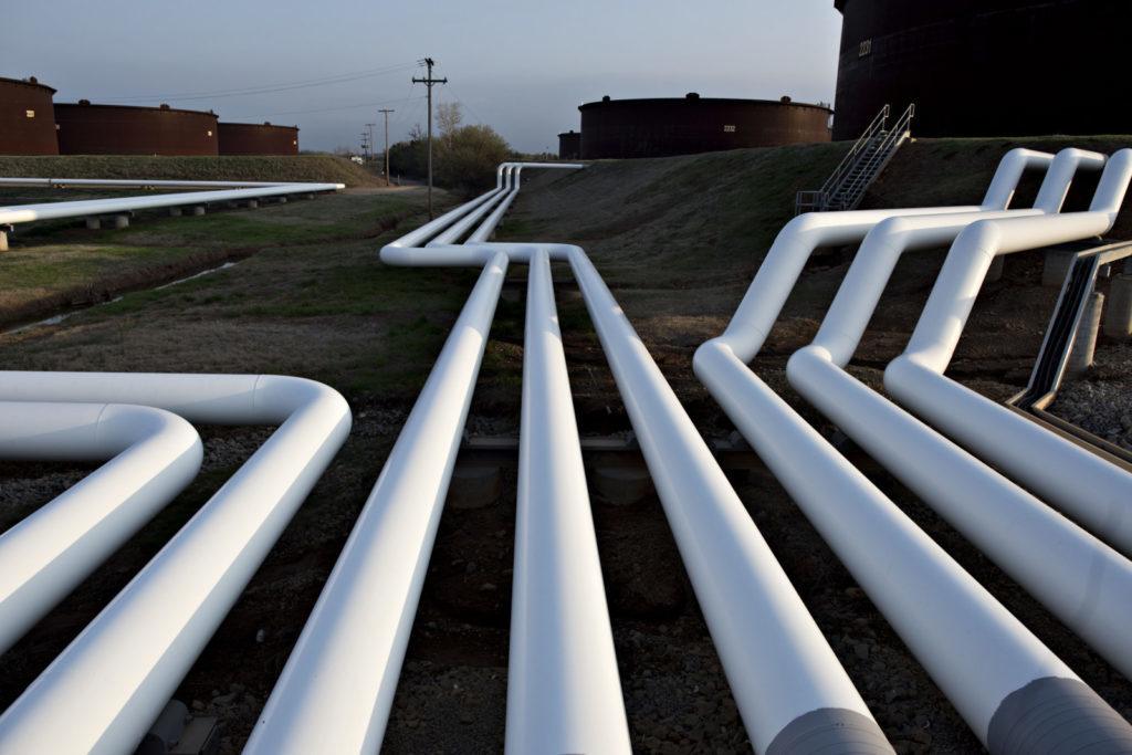 US oil news.