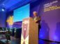 Lord Cullen addressing the Safety 30 Conference at the AECC