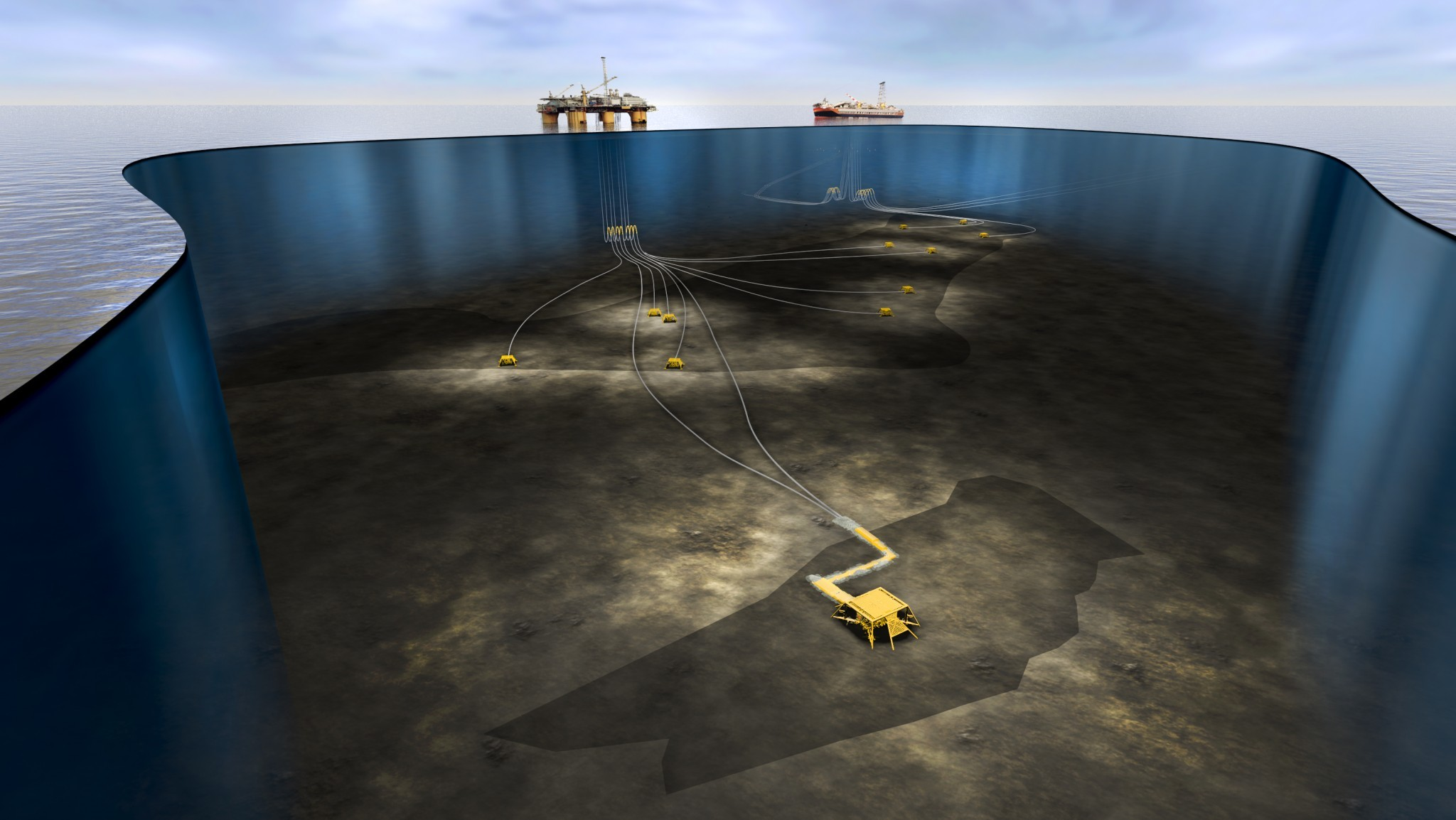 The Fogelberg discovery in the Norwegian Sea is shaping up to be Spirit Energy's next operated development.