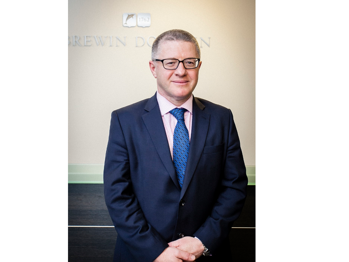 Stephen Martin, Head of Office, Brewin Dolphin Glasgow