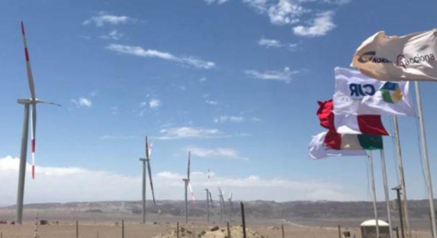 Wayra I wind farm