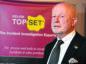 David Ramsay, Group Managing Director, Kelvin TOP-SET.
