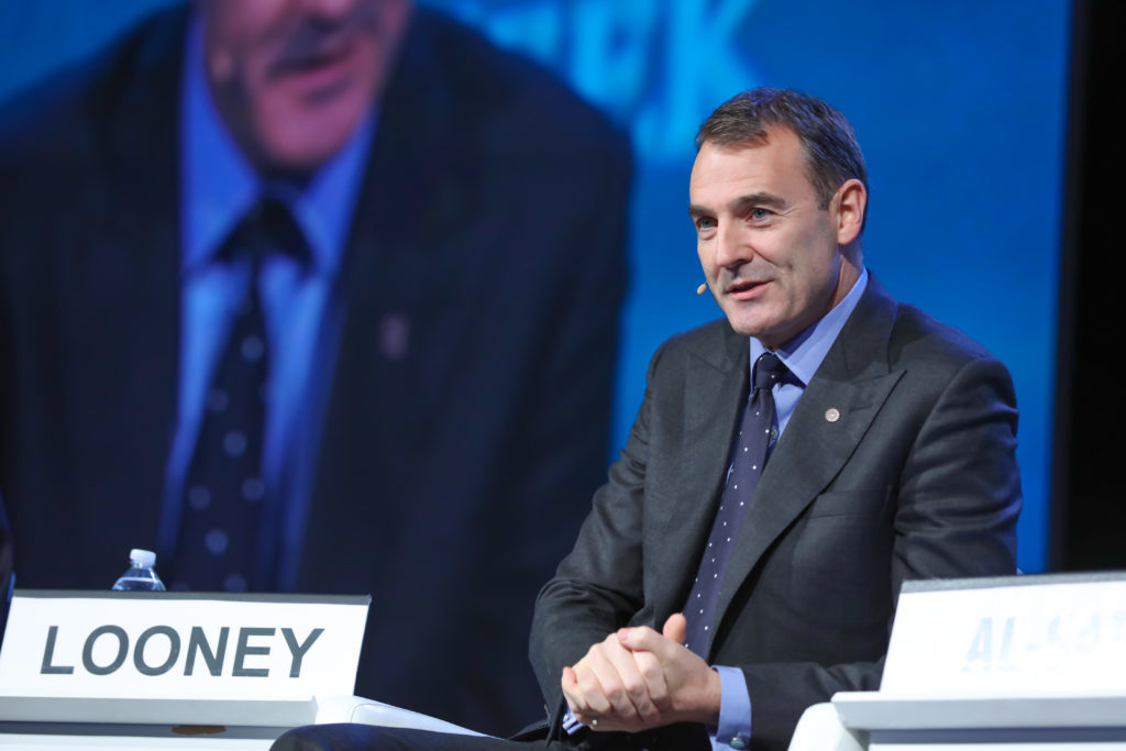 BP CEO Bernard Looney