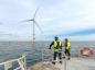 Blyth Offshore wind farm