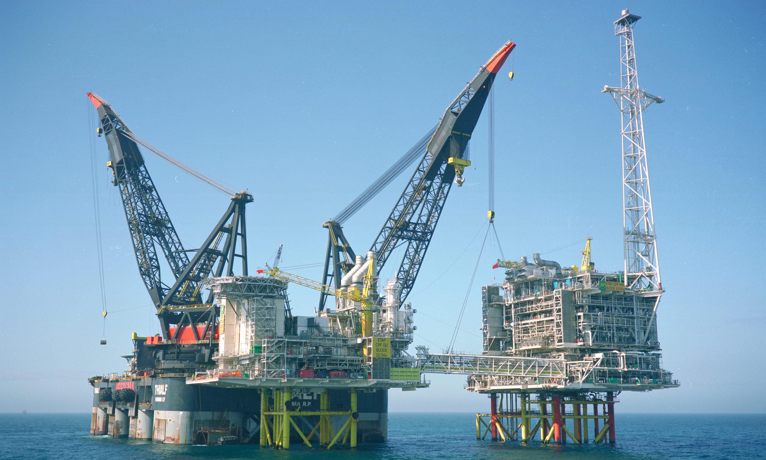 BP's ETAP platform